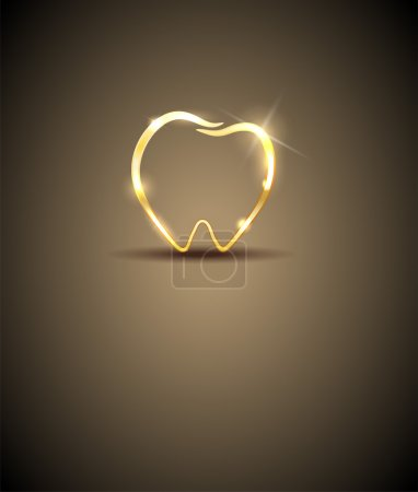 Abstract tooth