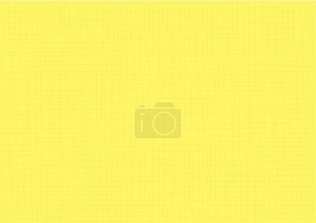 Illustration for Colored background in yellow stripes the intersecting - Royalty Free Image