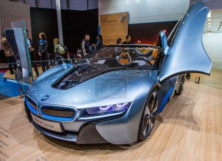 83rd Geneva Motorshow 2013 BMW