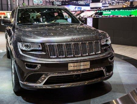 83rd Geneva Motorshow 2013 Jeep