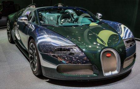 83rd Geneva Motorshow 2013 Bugatti