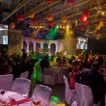 KIEV,UKRAINE, March 9: Burns Night, a charity even...