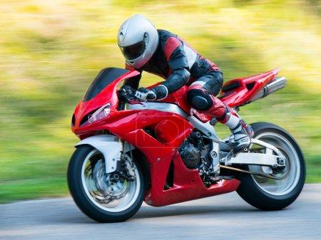 Photo for Motorbike racing - Royalty Free Image