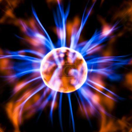 Plasma Static Electricity