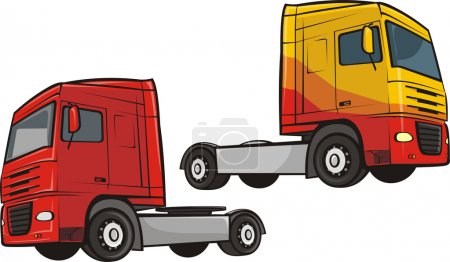 Truck and lorry