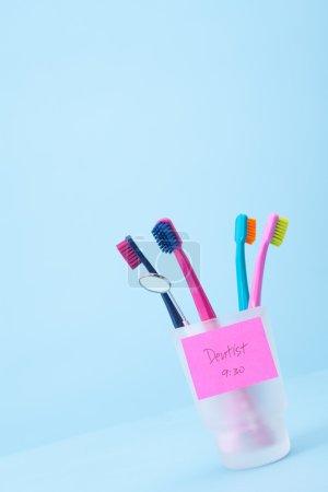 Dentist visit reminder