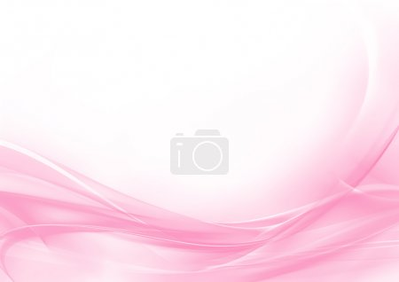 Photo for Abstract pastel pink and white background for design - Royalty Free Image
