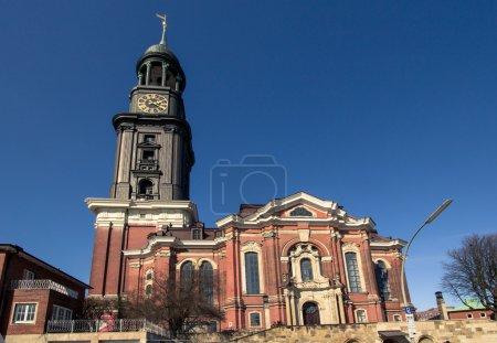 Hamburg, St. Michael's Church