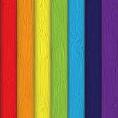 Colourful boards Background vector Illustration