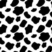 Cow Seamless Pattern Background