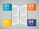 Šablona business Infographic