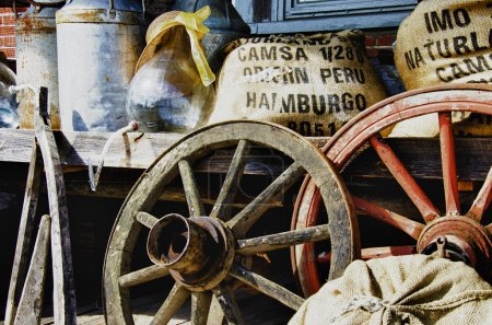 Nostalgia - Old items from the farm - HDR