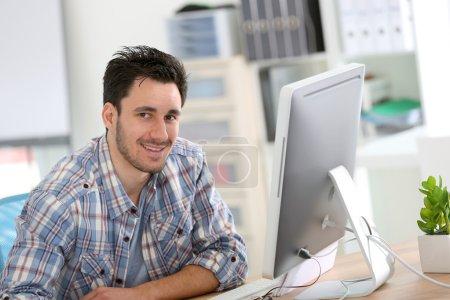 Web-design student