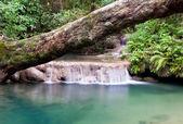 Beautiful waterfall.