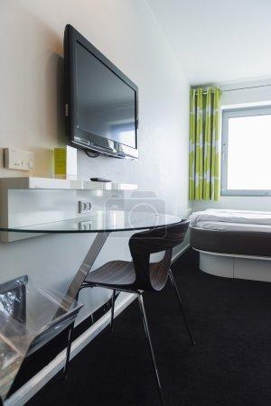 Decor in a compact studio apartment