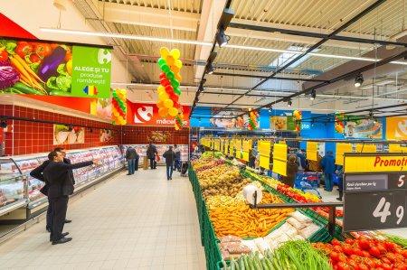 Hypermarket opening