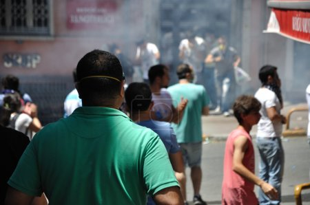 Gezi Park Protests in Istanbul