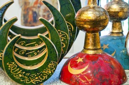 Turkish touristic souvenirs