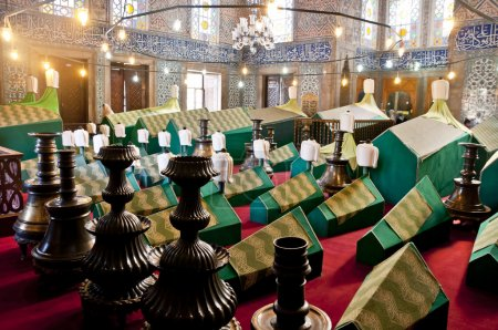 Ottoman tombs
