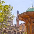 Bosnian-Turkish Friendship Fountain in Bursa, Turk...