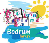 Bodrum Illustration
