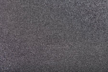 Surface of abrasive paper