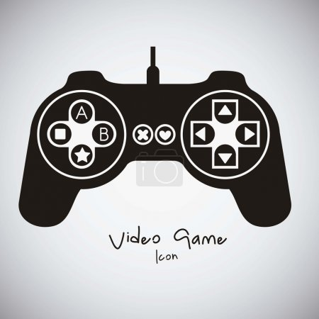 Videogames Silhouettes
