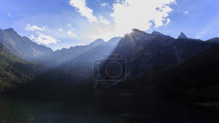 Mountains, panorama