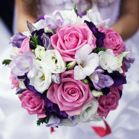 Photo for Wedding bouquet - Royalty Free Image