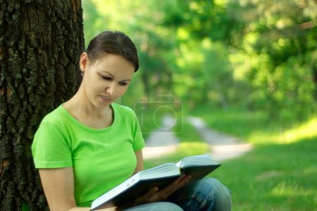 Reading on the nature