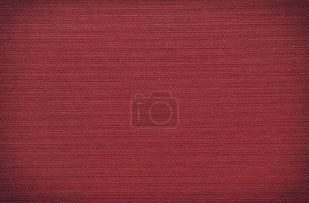 Photo pour Livre rouge fond de couverture avec vignette - image libre de droit