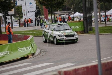 FIA World Rally Championship France