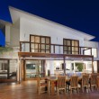 Luxurious home with outdoor entertaining area...