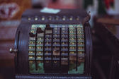 vintage comptometer machine