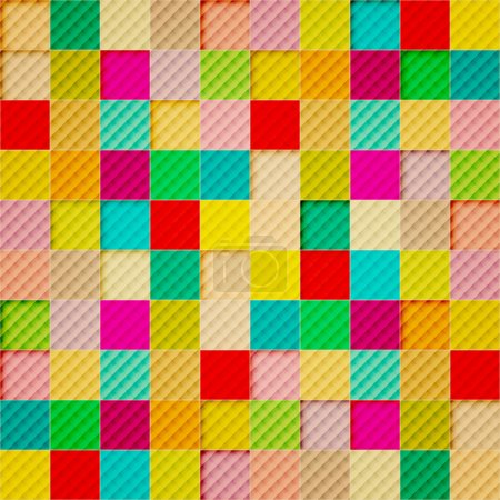 Photo for Retro Wallpaper Pattern - Royalty Free Image
