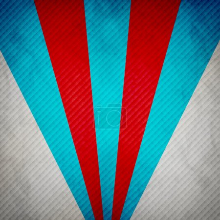 Graphic Design (Vintage Poster Background)