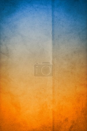 Photo for Grunge Color Old Poster Template - Royalty Free Image