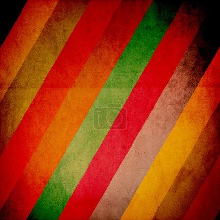 Graphic Design (Pantone) or (Vintage Poster Background)