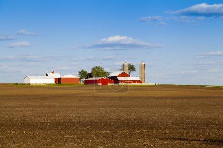 traditionelle amerikanische Landwirtschaft