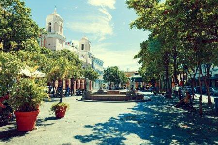 Architecture in San Juan