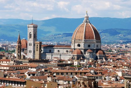 Florence, city of art, history and culture - Tuscany - Italy 115