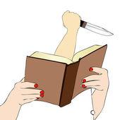 A good mystery novel - The Unpredictable murderess