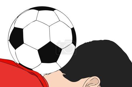 A good soccer player
