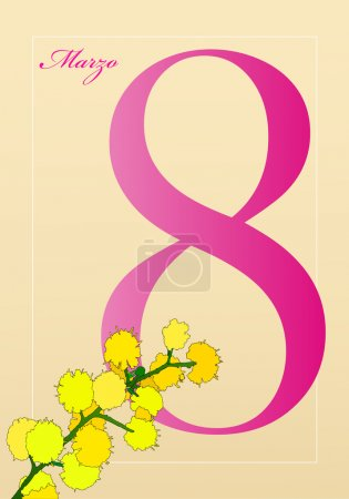 Eight March - Woman's Day