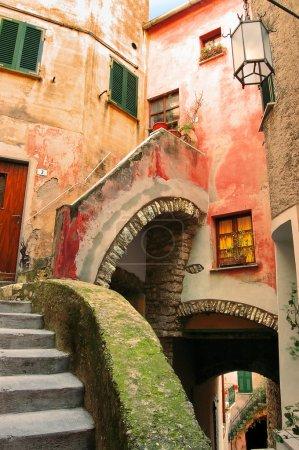 Tellaro Italy - Caruggio