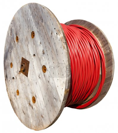 Huge Coil high-voltage Power Cable