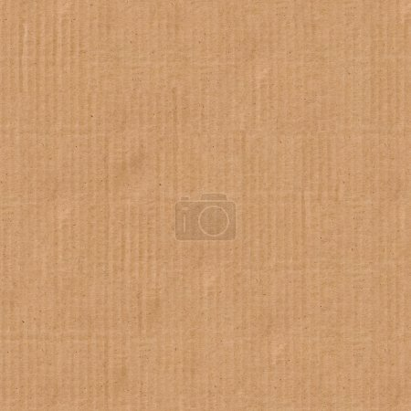 Photo for Cardboard Texture. High Resolution Seamless Tileable Cardboard Texture. - Royalty Free Image