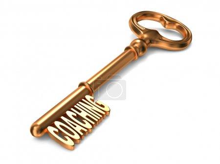 Coaching - Golden Key.
