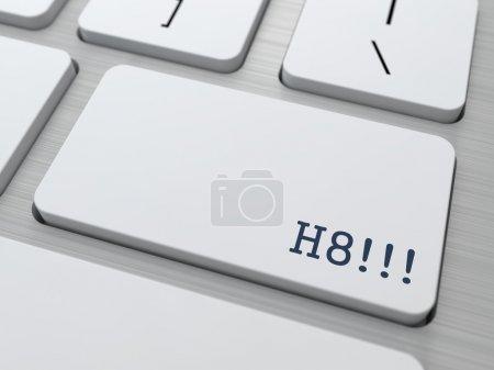 H8. Internet Concept.