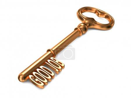 Good Job - Golden Key.